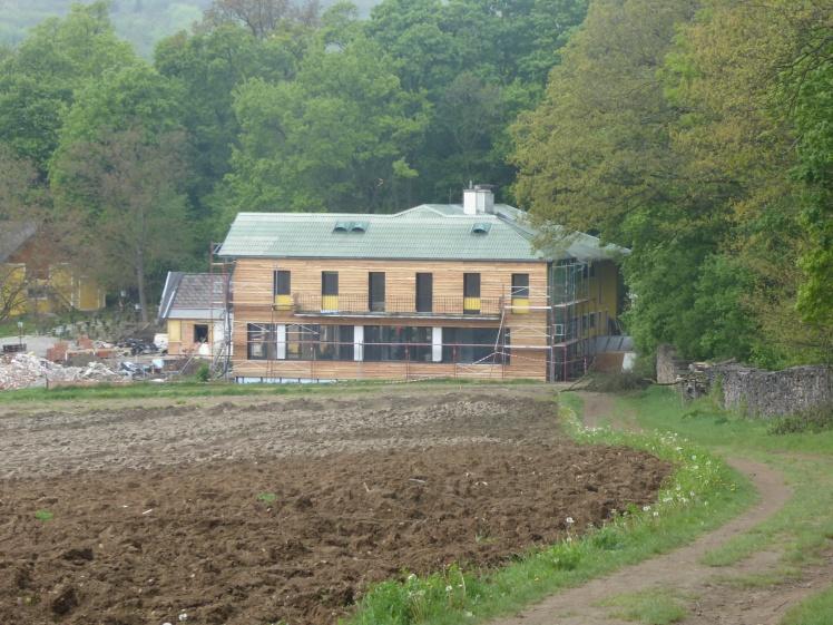 11 Wiener Hütte im Umbau