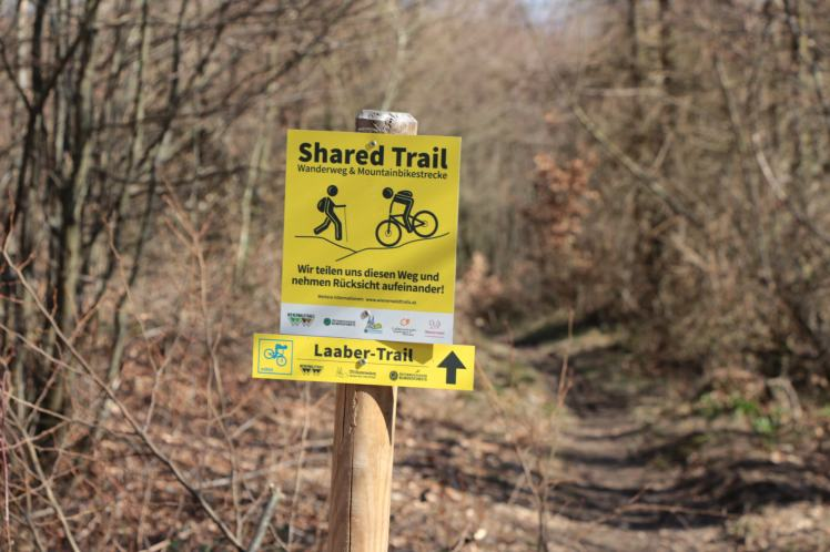 "69 ""Shared Trail""-Blödsinn"