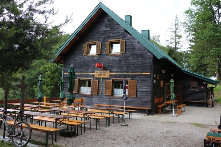 34 Kukubauerhütte