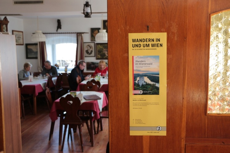 51 Wanderbuchplakat in der Windischhütte