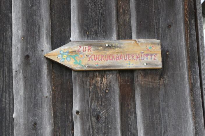 61 Kuckuckbauerhütte