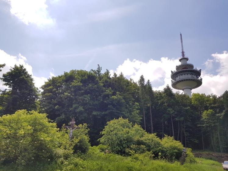 05 Exelberg UFO & rotes Kreuz