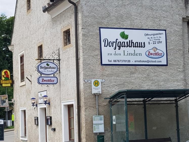 17 Dorfgasthaus zu den Linden