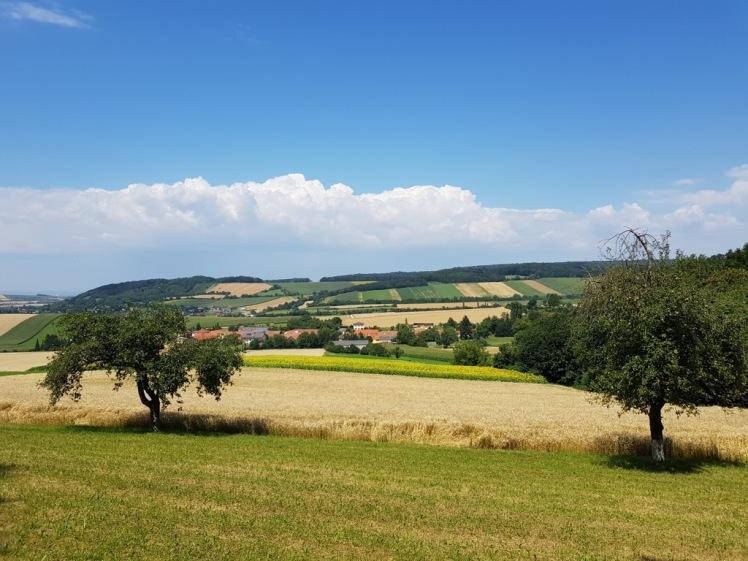 20 Blick über Gerersdorf