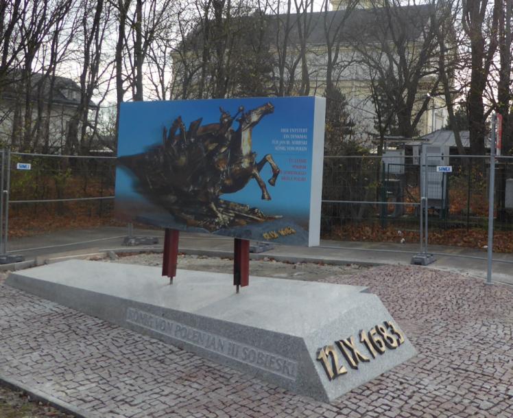 Sobieski-Denkmal