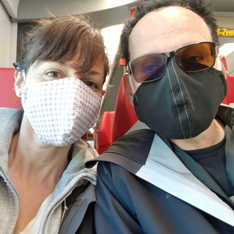02 maskierte Anreise 2