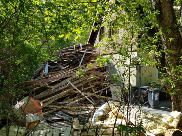 10 Gasthaus Seewiese vor dem Ruin?