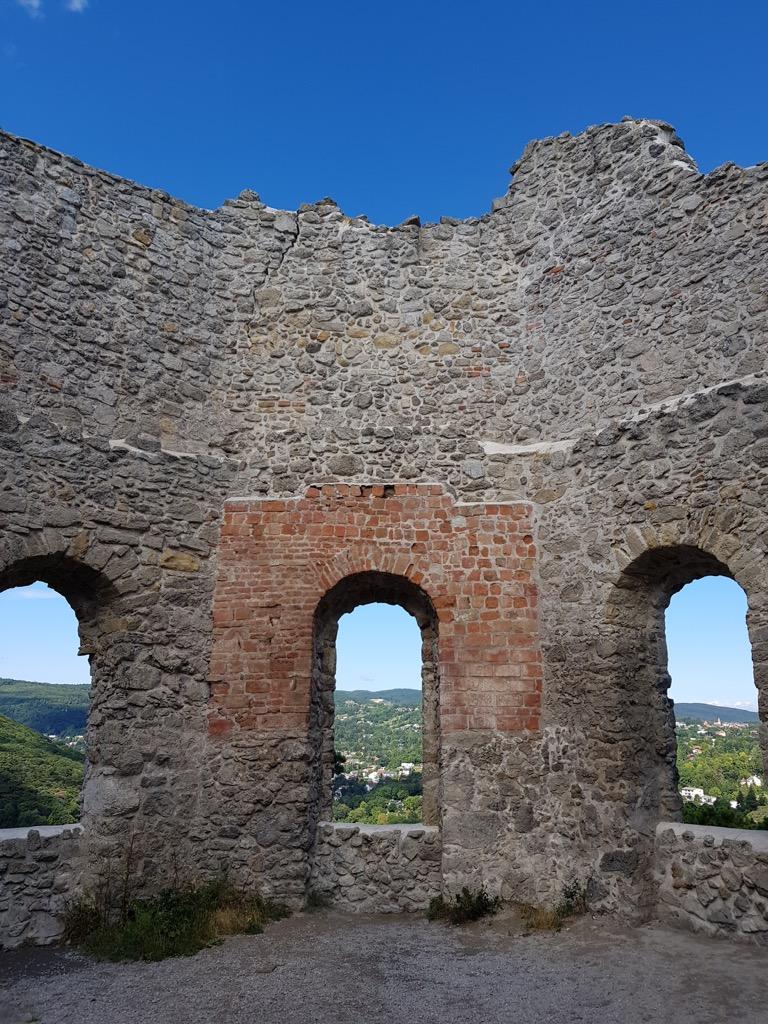 09 Ruine Burg Mödling 1